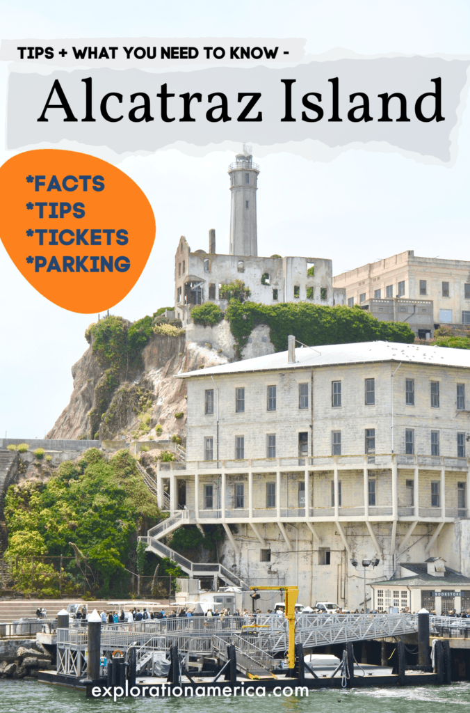 Alcatraz Island visitors tips