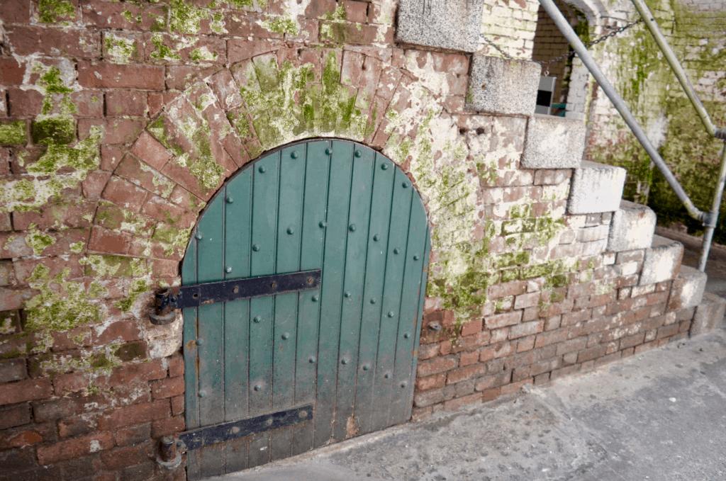 red brick history alcatraz