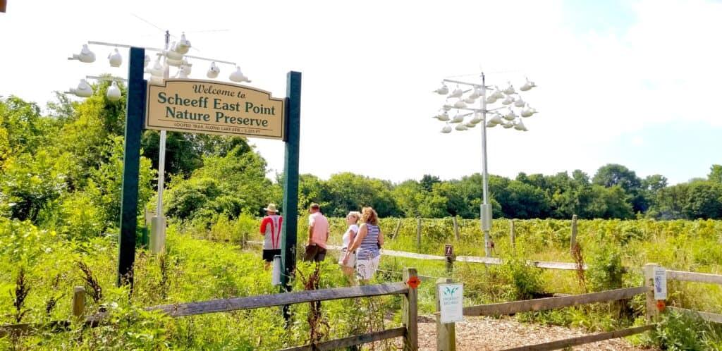 Scheeff East Point Nature Preserve