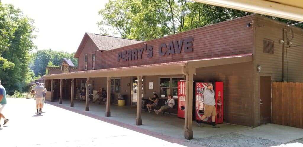 Perry's Cave Put in Bay Ohio