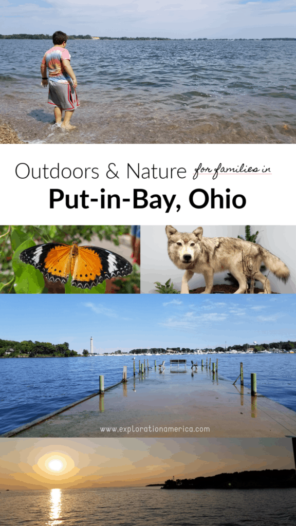 Things to Do in Nature Outdoors in Put-in-Bay on South Bass Island, Ohio