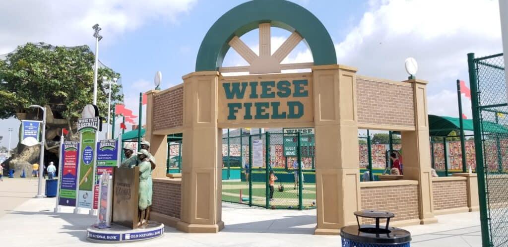 Wiese Field kids sport Children's Museum