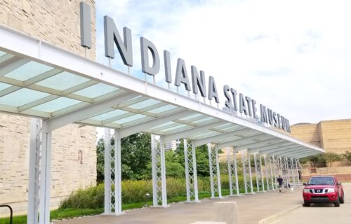 Hands on Interactive Exhibits at the Indiana State Museum