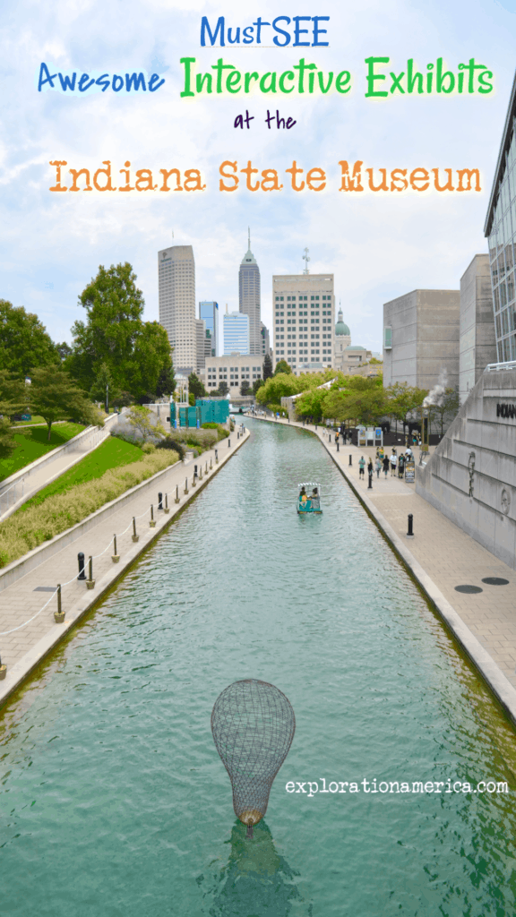 Indianapolis river canal front