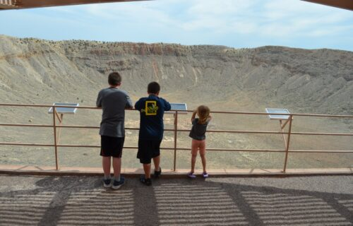 Visiting the LARGEST Meteor Crater in the USA – Is it Worth It?