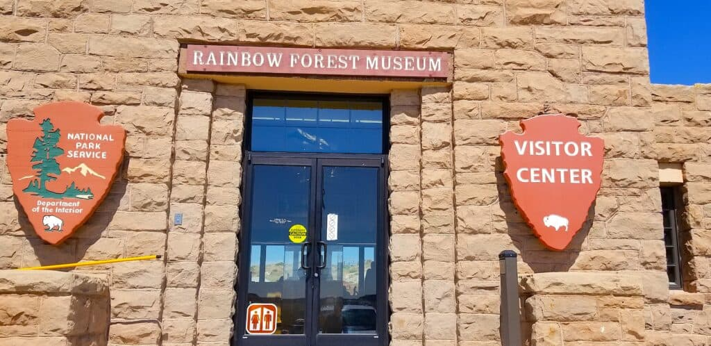 Rainbow Forest Museum Arizona