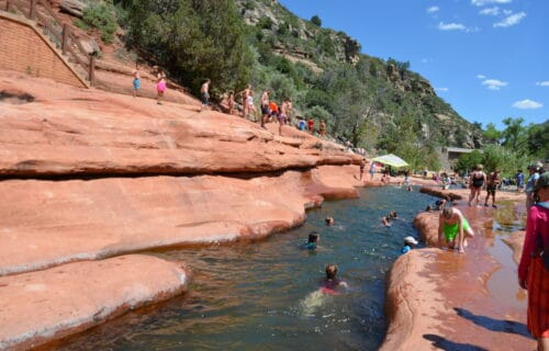 Slide Rock State Park – The Best Place for Families to Swim in Arizona