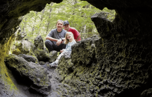 Lava Tubes in Washington for Kids to Explore – Trail of Two Forests