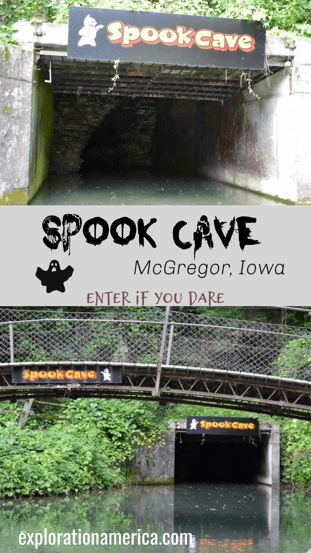 Spook Cave Iowa