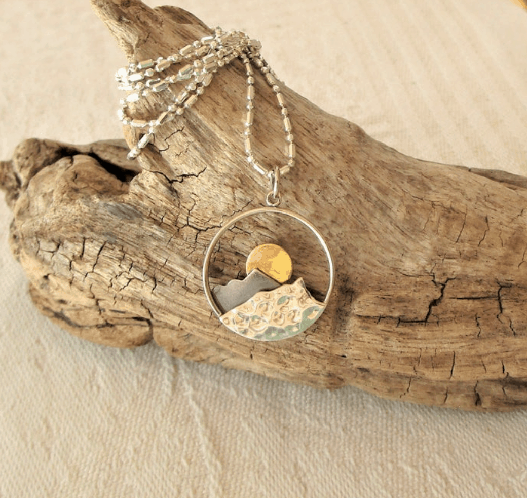 travel necklace gift