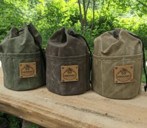 camping sacks on etsy