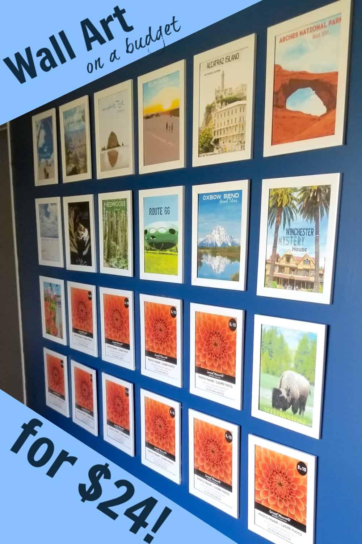 travel wall art gallery