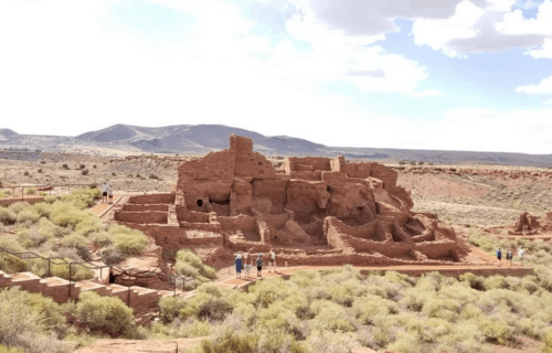 12+ Adventurous Day Trip Ideas from Flagstaff, Arizona with Map