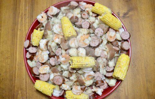 Authentic Cajun Louisiana Seafood Boil Recipe