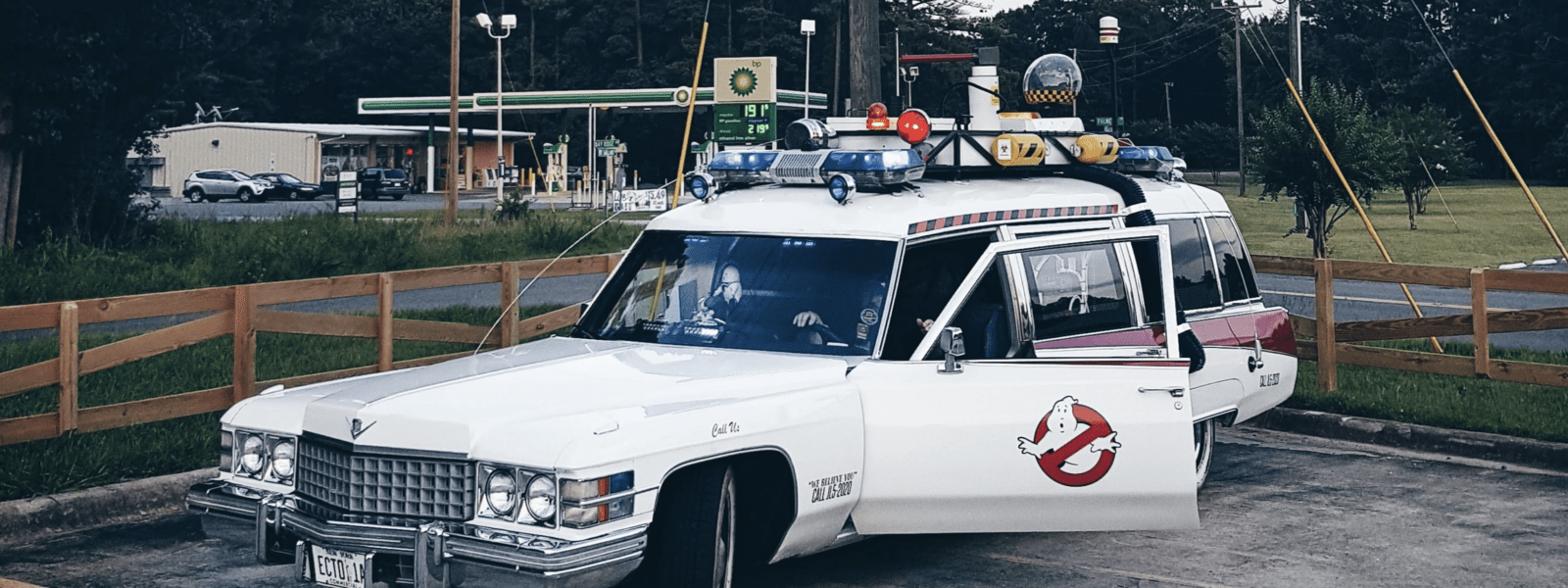 Original Ghostbusters Filming Locations in New York and Los Angeles