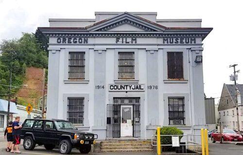 Goonies Film Locations in Astoria, Oregon and Beyond