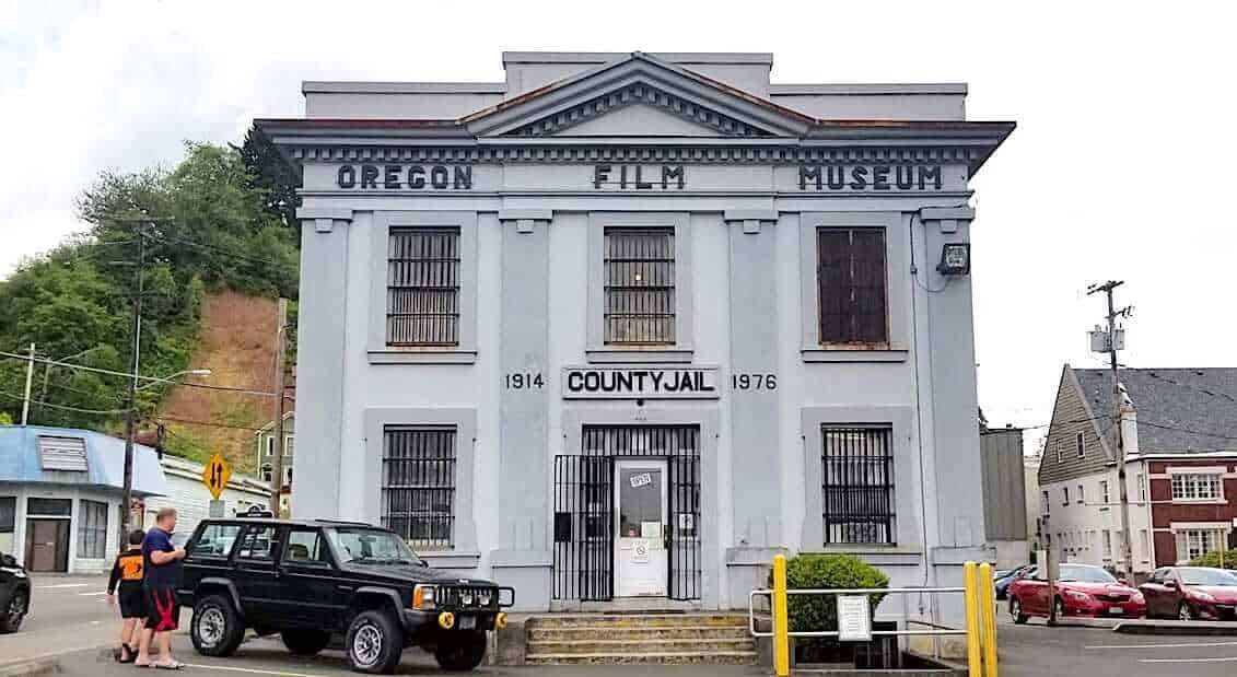 Goonies Oregon Film Museum (1)